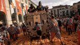 ما لا تعرفه عن مهرجان البرتقال في إيطاليا