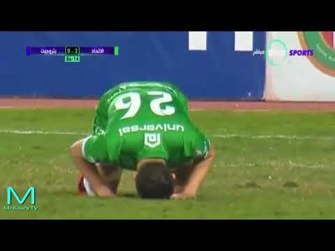بالفيديو شاهد أهداف الإتحاد السكندرى وبتروجيت فى الدورى المصرى