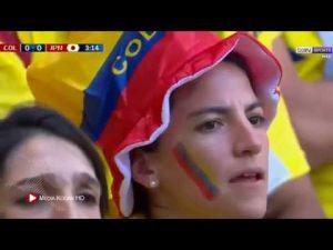 شاهد أهداف فوز اليابان على كولومبيا فى روسيا 2018