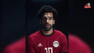 محمد صلاح يعلن جاهزيته للقاء روسيا اليوم