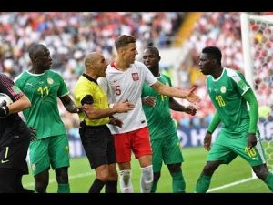 شاهد ملخص مباراة السنغال وبولندا في كأس العالم 2018