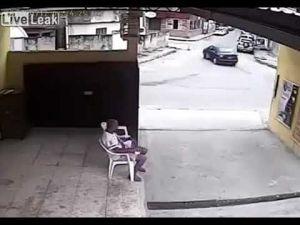شاهد لحظة إختطاف سيدة فى البرازيل