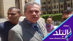 توفيق عكاشة في أول ظهور عقب زواجه: أثق في نزاهة القضاء المصري