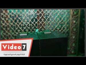 """""""صندوق النذور"""".. منجم ذهب المساجد"""