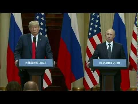 بي_بي_سي_ترندينغ | لماذا أعطى #بوتين كرة قدم لـ #ترامب أثناء محادثاتهم في فنلندا؟