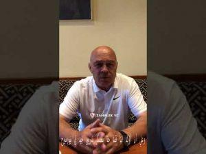 بالفيديو.. جروس: أنجزت عملي في معسكر ألمانيا.. وأشكر رئيس الزمالك
