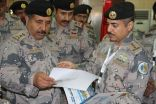 انطلاق أسبوع حرس الحدود وخفر السواحل الخليجي الخامس بمدينة الرياض