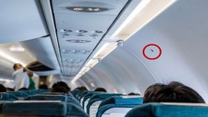 العديد من التجهيزات السرية  فى الطائرات