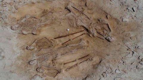العثور على قبر جماعى لبحارة من القرن السابع عشر فى إستراليا
