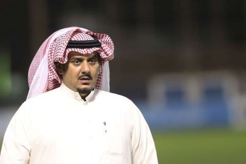 رئيس مجلس إدارة نادي الهلال يشكر آل الشيخ على دعمه الهلال في التعاقد مع لاعبَيْن أجنبيَّيْن