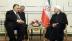 روحانى يستقبل رئيس مجلس الشعب السورى