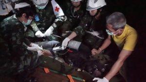 الأطفال المحتجزين فى الطهف فى تايلاند… هل كانت خدعة