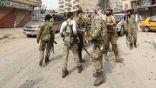 """إجلاء مجموعة من فصيل """"أحرار الشام"""" المسلح من مدينة حرستا في الغوطة الشرقية"""