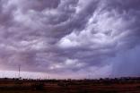 توقعات هيئة الأرصاد: سحب رعدية ممطرة مصحوبة برياح نشطة على 10 مناطق غد الأحد