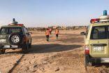الدفاع المدني بمدينة بريدة يحذر المواطنين من مجرى وادي الرمة للتأكد من خلوه من العوائق