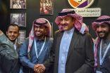 """الأمير سلطان بن سلمان يفتتح النسخة السابعة من ملتقى """"ألوان السعودية"""""""