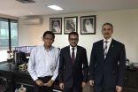 سفير المملكة في إندونسيا يلتقي في مكتبه أمس الأربعاء قناة TV ONE الإندونيسية