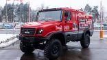 """شركة """"MAZ"""" البيلاروسية تطلق شاحنة صغيرة جديدة مخصصة للسباقات"""