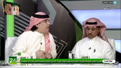 خالد الشعلان : على نادي #النصر ان يقنع لجنة الإستئناف انه قدم في موعد محدد