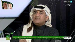 """عبدالمحسن الجحلان لـ محمد الغامدي: كيف لعب """"علي النمر"""" مع المنتخب السعودي ؟"""