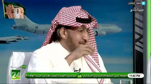 محمد الغامدي : نادي #النصر قدم إستئناف خالد الشعلان: عليه ان يثبت