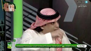 خالد الشعلان: قضية نادي #النصر تحتاج لشخص ضليع في كتابة المذكرة