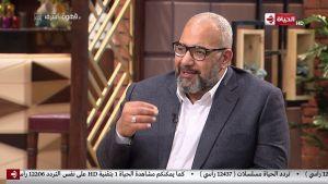 بالفيديو الفنان بيومي فؤاد يفاجئ الجميع عن رأيه في طبخ الستات