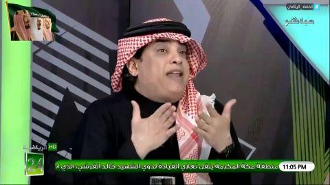 """خالد الشعلان : تصريح """"بيتزي"""" ان منتخب اليابان احد المرشحين للبطولة سيكون له نتائج إيجابية"""