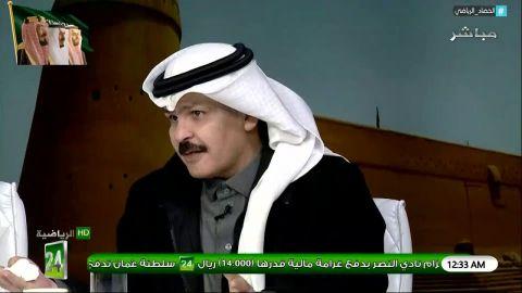 صالح الطريقي : مباراة #الهلال_الفيصلي كانت مباراة اثارة و الهلال رغم النقص كان الافضل