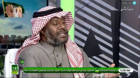 يوسف خميس : في مباراة #الفيحاء_النصر … النصر اليوم يضرب ولا يرحم وهذا ما نفتقده في الكرة السعودية