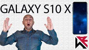 السلاح القاهر من شركة سامسونج الجالكسي أس 10 إكس – Galaxy S10 X