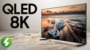 خلونا نتعرف على الجيل الجديد من تلفزيونات QLED من سامسونج بدقة 8k !