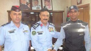 بالفيديو تكريم شرطى  فى الأردن … اعرف السبب