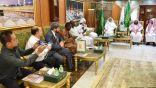 الرئيس العام لشؤون المسجد الحرام والمسجد النبوي: السعودية نموذج لتحقيق الوسطية والاعتدال.. وفي مقدمة الدول المحاربة للإرهاب