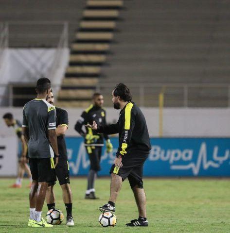 الفريق الأول لكرة القدم بنادي الاتحاد يستأنف تدريباته بمشاركة فيلانويفا