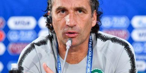 أنطونيو بيتزي : نستطيع الفوز على الأوروجواي