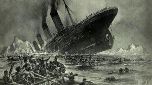 صامويل سكوت أول ضحايا تيتانيك