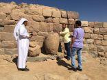 المواقع الأثرية والتاريخية والسياحية تفتح أبوابها لاستقبال الزوار بمنطقة نجران