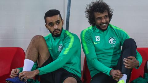 مفاجأة سارة في تدريبات المنتخب السعودي استعداداً لليابان