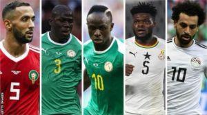 محمد صلاح كالعادة مرشح لجائزة BBC لأفضل لاعب إفريقي عن عام 2018