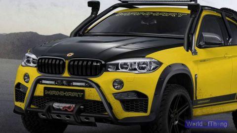 تعديلات جوهرية على BMW…فيديو