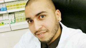 قاتل الصيدلى المصرى فى قبضة الشرطة