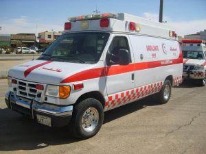 سيارة تدهس ستة نساء أثناء ممارستهن المشي في منطقة القنفذة