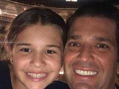 """ابن ترامب الأكبر يهرب بصحبة ابنته الكبرى """"كاي"""" إلى ولاية فلوريدا بعد طلب زوجته الطلاق"""