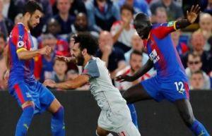 هجوم على الدولي المصري محمد صلاح جناح ليفربول بعد مباراة كريستال بالاس