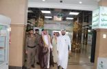 شاهد.. الدكتور أحمد بن سعيد العلم يعايد المرضى المنومين بالمستشفى العام