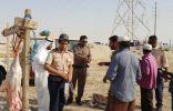 المهندس صالح بن عبدالعزيز يزور مسلخ الدمام المركزي في أول ساعات العيد للوقوف على سير العمل