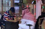 الأمير أحمد بن فهد يفاجئ مطار الملك فهد بالدمام بزيارة مفاجئة