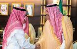 """الدكتور حسام بن سعود يستقبل رئيس برنامج تطوير """"الداخلية"""""""