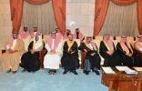 أمير منطقة الرياض يكرم المتقاعدين بإمارة الرياض
